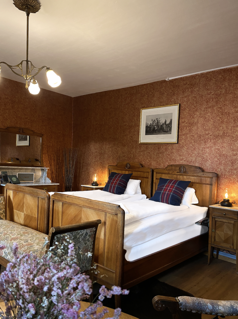 Doppelzimmer Old-fashioned