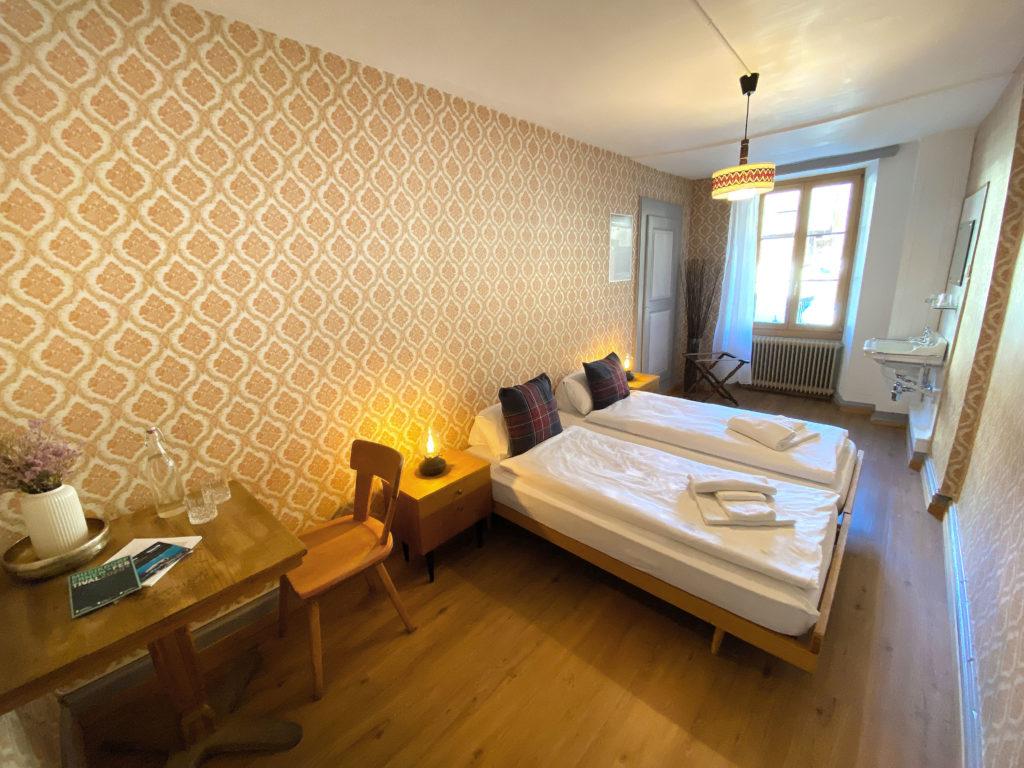 Doppelzimmer Nomade