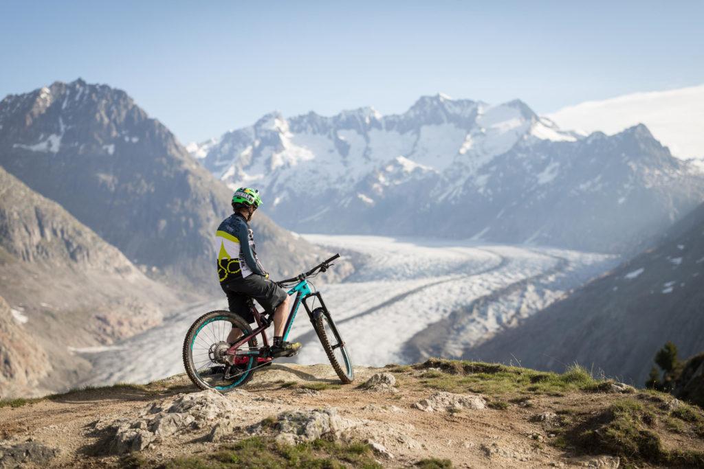Stoneman Glacier Aletsch Arena