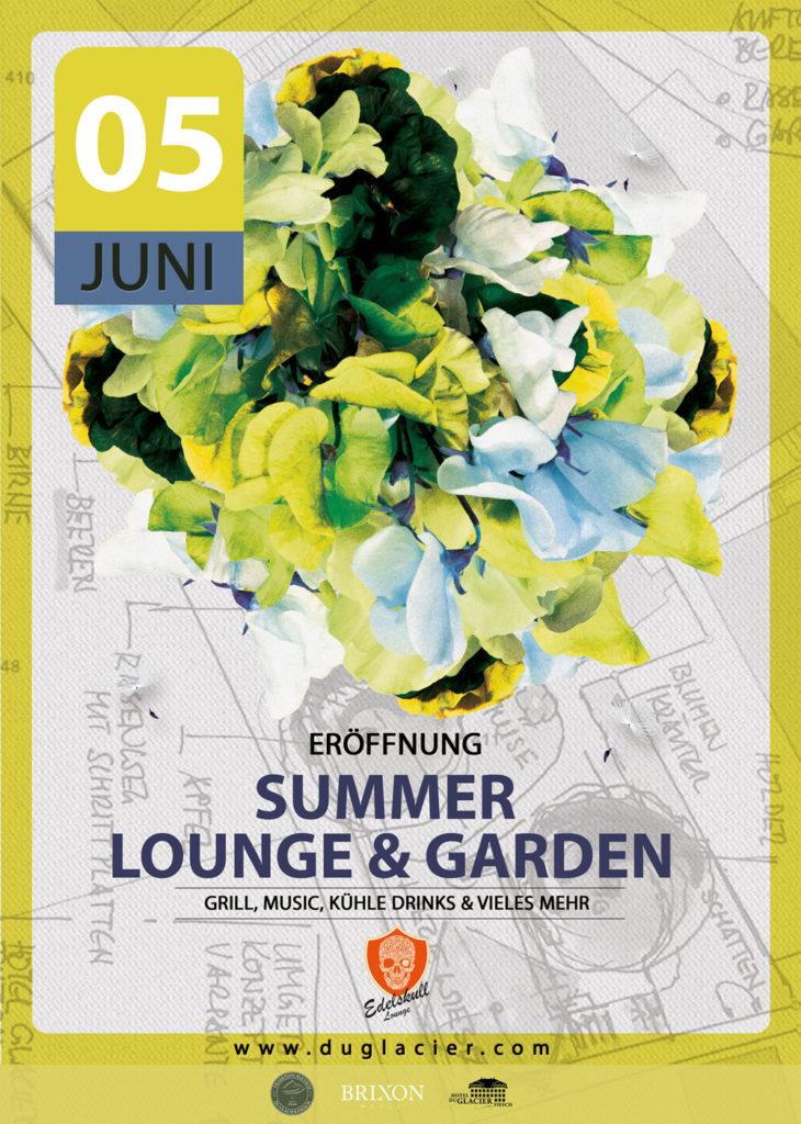 ERÖFFNUNG Edelskull Lounge & Garden